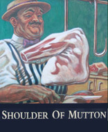 Shoulder of Mutton, Playhatch, Reading